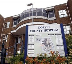Dorset County Hospital, Royal Eye Infirmary