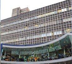 Royal Liverpool University Hospital, St Pauls Eye Unit (Liverpool)
