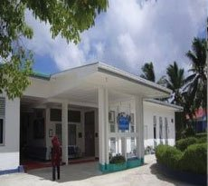 Hithadhoo Regional Hospital, Maldives