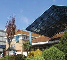 Worthing Hospital and St Richard's Hospital (West Sussex Eye Unit)