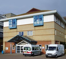 Worthing Hospital and St Richard's Hospital (West Sussex Eye