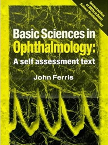 Basic Sciences for Ophthalmology - Oxford Medicine