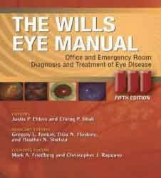 wills eye manual international edition office and emergency room